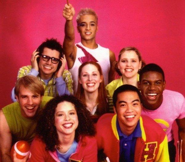 "Cast of ""Zanna, Don't"""