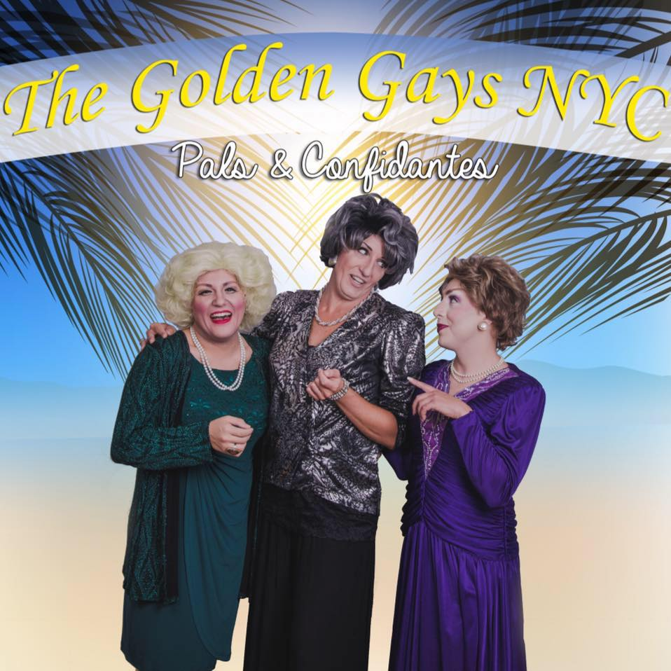 Left to Right: Gerry Mastrolia (Rose), Jason B. Schmidt (Dorothy), and Andy Crosten (Blanche)