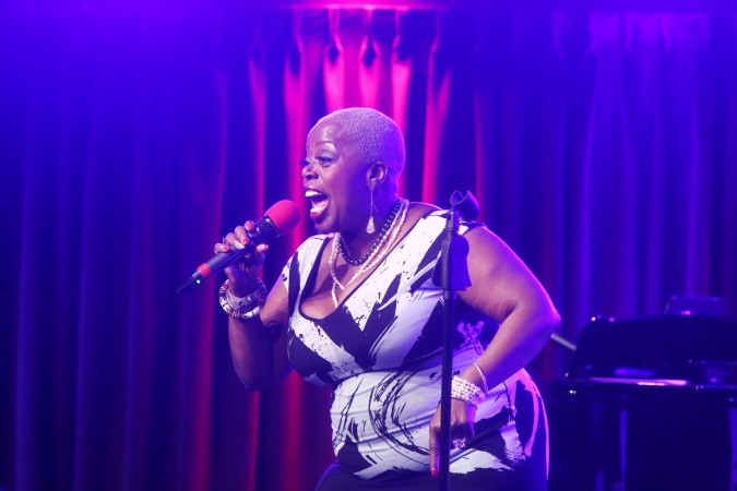 Lillias White performing at The Green Room 42, Photo Credit: Joseph Marzullo/WENN