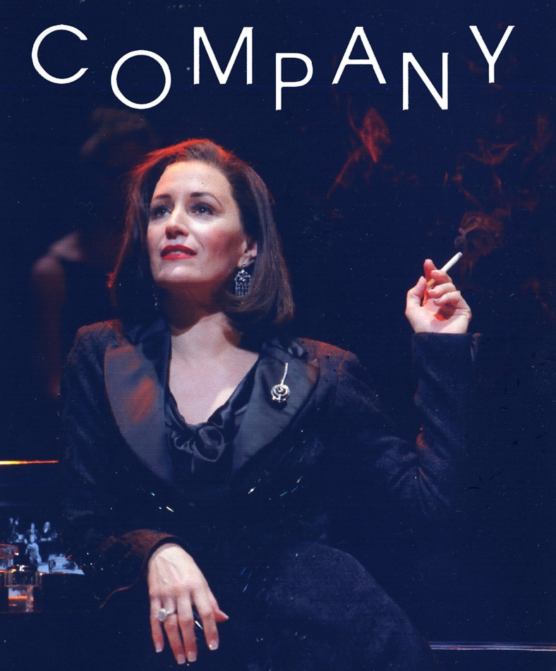 """Barbara Walsh as """"Joanne"""" in the 2006 Broadway Revival of """"Company"""""""