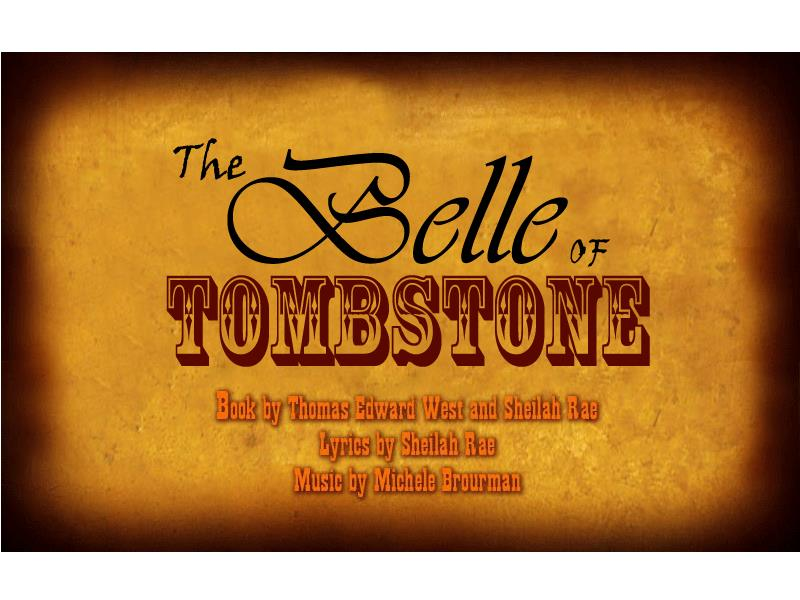 The Belle of Tombstone Poster.jpg