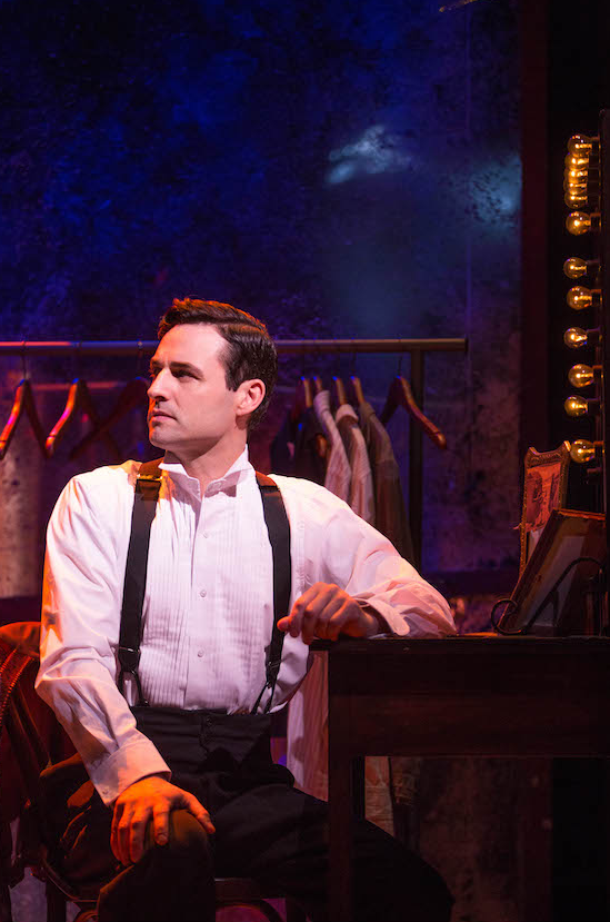 "Max von Essen in ""An American In Paris"", Photo Credit: Matthew Murphy"