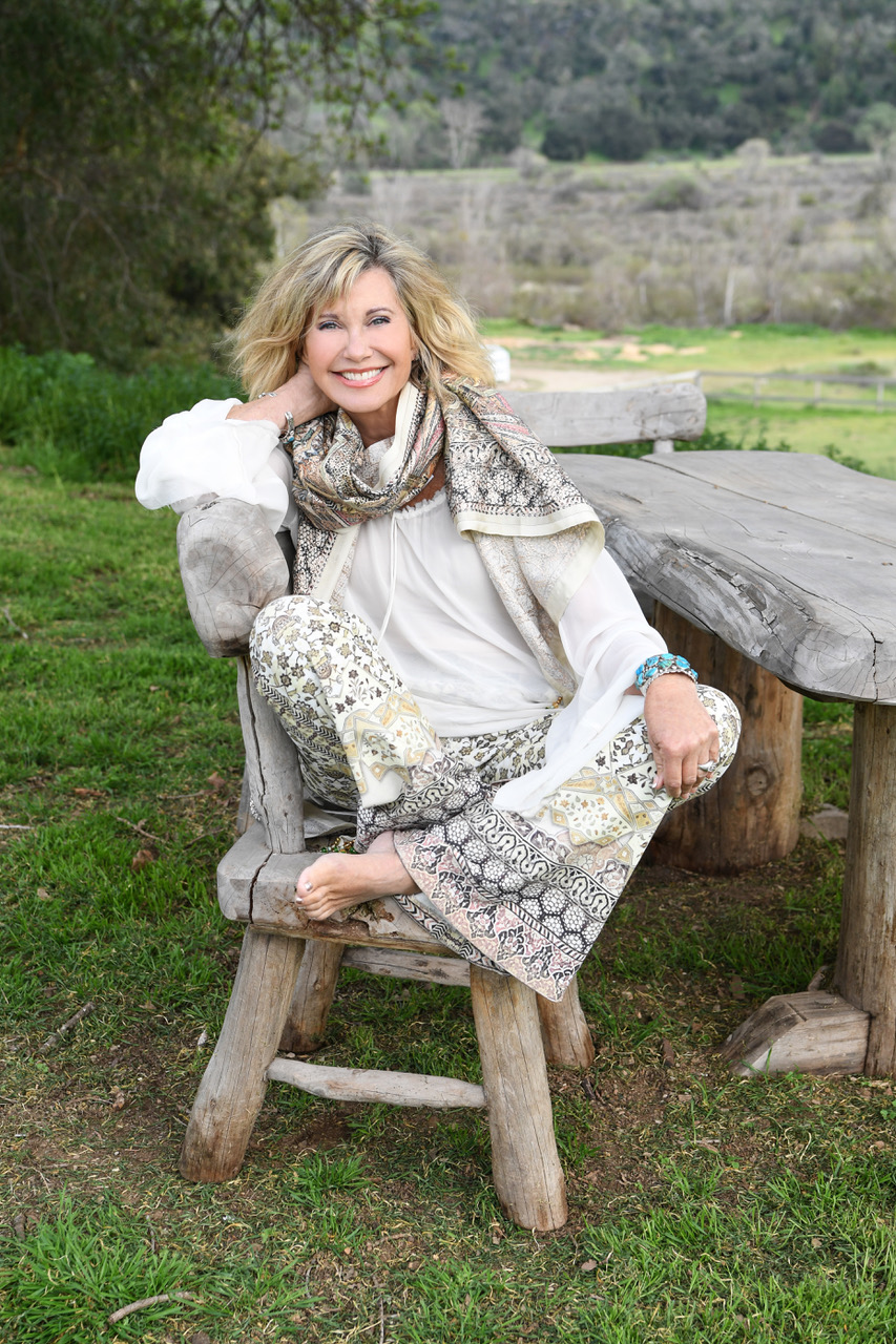 Olivia Newton-John, Photo Credit: Denise Truscello