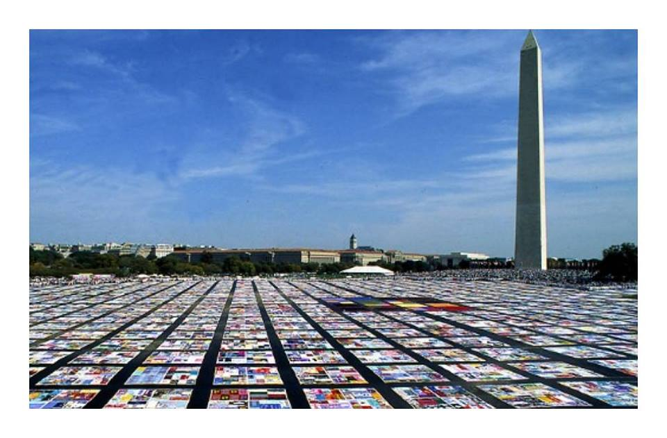 The NAMES Project AIDS Memorial Quilt