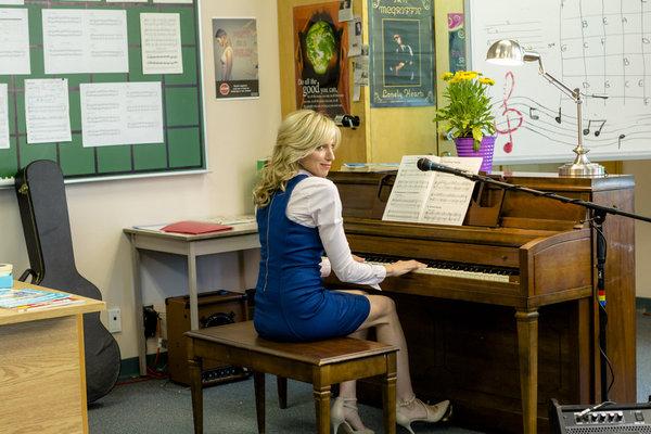 "Debbie Gibson in Hallmark Channel's ""Summer of Dreams"" Photo Credit: Copyright 2016 Crown Media United States LLC/Photographer: Bettina Strauss"