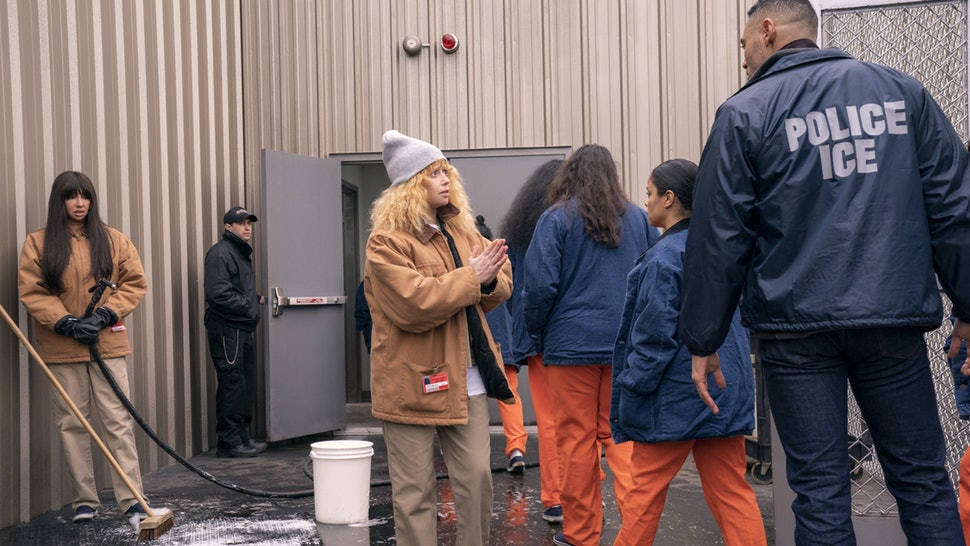 "Adam Lindo on Netflix's ""Orange is the New Black"""