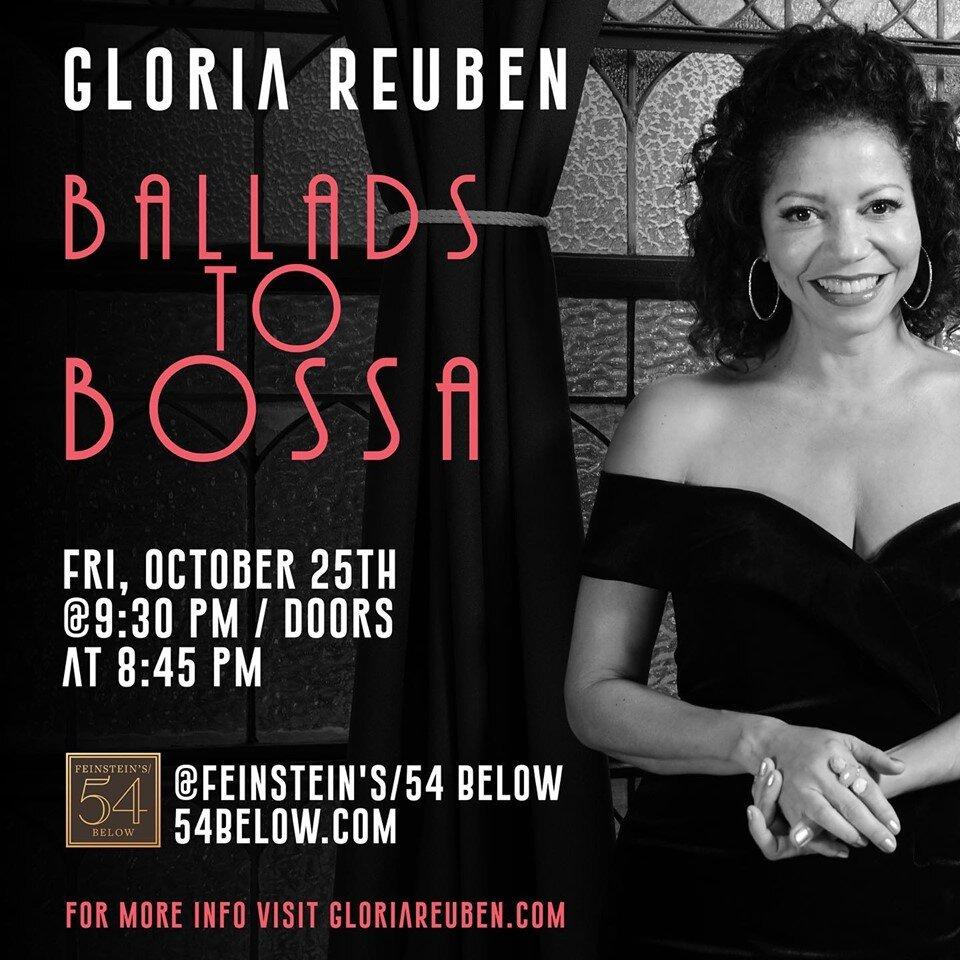 Gloria Reuben From Ballads to Bossa Poster.jpg