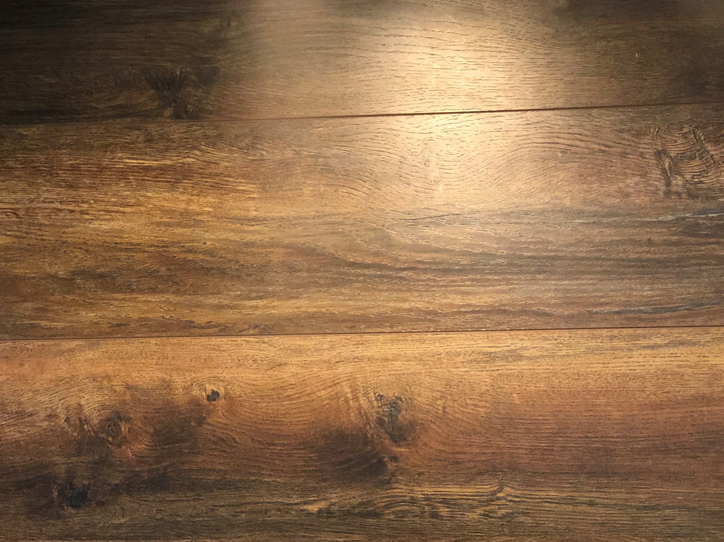 Magnolia - 10mm laminate with pad attached