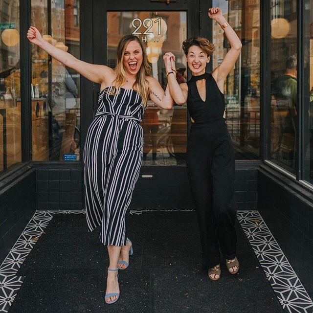 """WE THRIVE IN THE COLLABORATIVE ECONOMY WHEN WE SUPPORT ONE ANOTHER ✨✨✨ That's why it was my PLEASURE to share the work I live & breathe with #bizbestie @kaitvisser and her Summit Mastermind ladies on a LIVE call last week!!😍🧚♂️ . 📸 @elsacophoto ✨ . I taught all about the empowered feminine and the empowered masculine, and the role these principles play in brand development. ✨✨✨ Love to @coach.kaitlynnblack for turning me on to the concept of the DIS-empowered masculine and @jen_sacredsoulcraft for helping me hone my intuitive muscles. 💫 🖤 I'll share a little juicy highlight of this private livestream with you here 😘 🖤 When it comes to building a brand that is both heart-centered *and* successful, THE single most important concept to master is energetic harmony between the feminine and masculine principles. 🖤 And if immediately you're like; """"but where's the PRACTICAL stuff?!?!"""" Let me make this practical. I gotchu boo. 😘 🖤 ✨✨✨ Your INTUITION is that deep knowing, a muscle that becomes stronger with daily attunement. In brand development, this means INTUITING what your audience needs rather than repeating other content. ✨✨✨ Your STRATEGIC SENSE is the analytical aspect of brand development that focuses on measurable indicators of brand growth, audience equity, and brand RESONANCE. { comment with your questions! } ✨✨✨ In my 1-on-1 coaching container; we dive even DEEPER into these elements to help you craft a juicy, deeply meaningful, soulful brand identity! ... 🌚 Your relationship with the masculine: setting boundaries, crafting clear vision, discipline blooming real self-love, engagement and value; your relationship with MONEY { hint: I LOVE money because I delight in providing for myself!!! } ... 🌚 Your relationship with the feminine: receiving ABUNDANT money for the work you are called to do, connection, visibility, surrendering to divine timing, trust in Universal Law to co-create your desires over brute force, and your self-pleasure practice.🥰 ✨✨✨ THANK YOU Kayla"""
