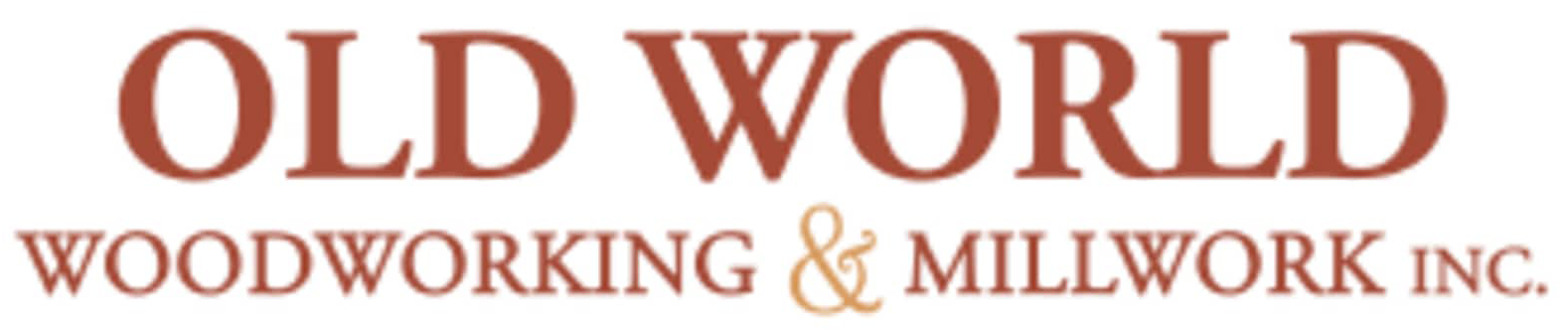 Old World Woodworking Millwork Inc.png