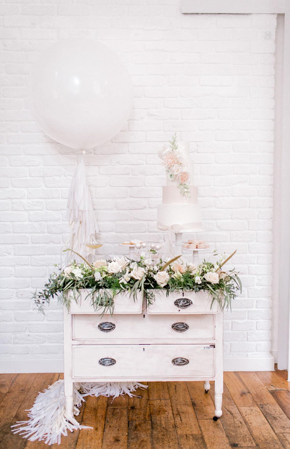 wedding dessert table - wedding styling - essex wedding planner