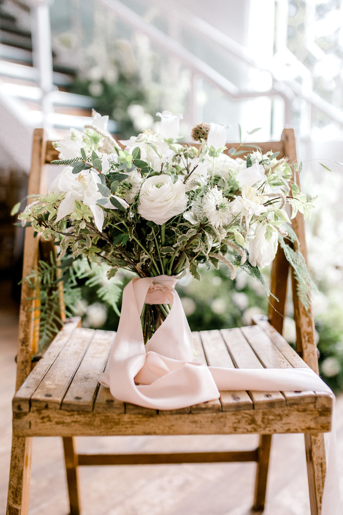 28. Styled Shoot at The Old Parish Rooms - Romantic Modern Neutrals - neutral bouquet.jpg