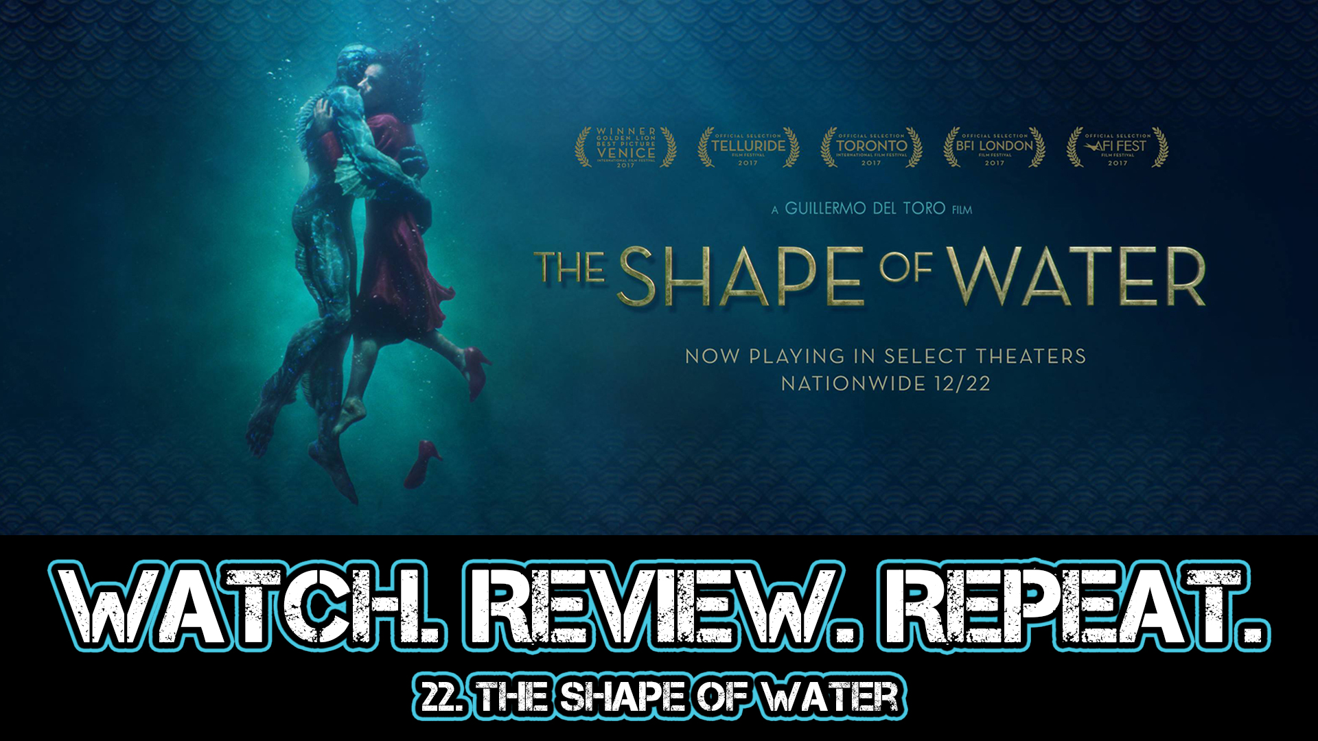 22. The Shape of Water