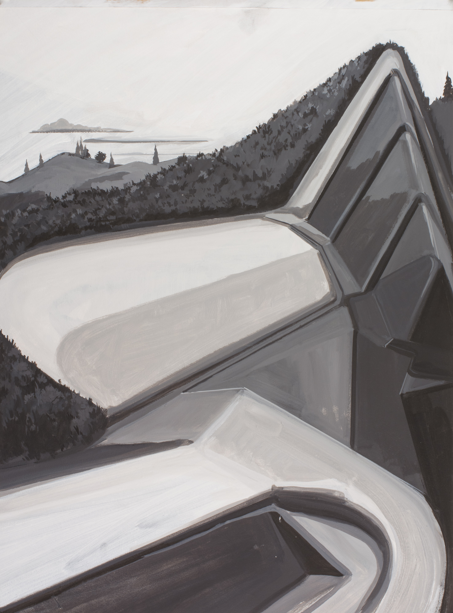 Untitled (Edge of Terrane)