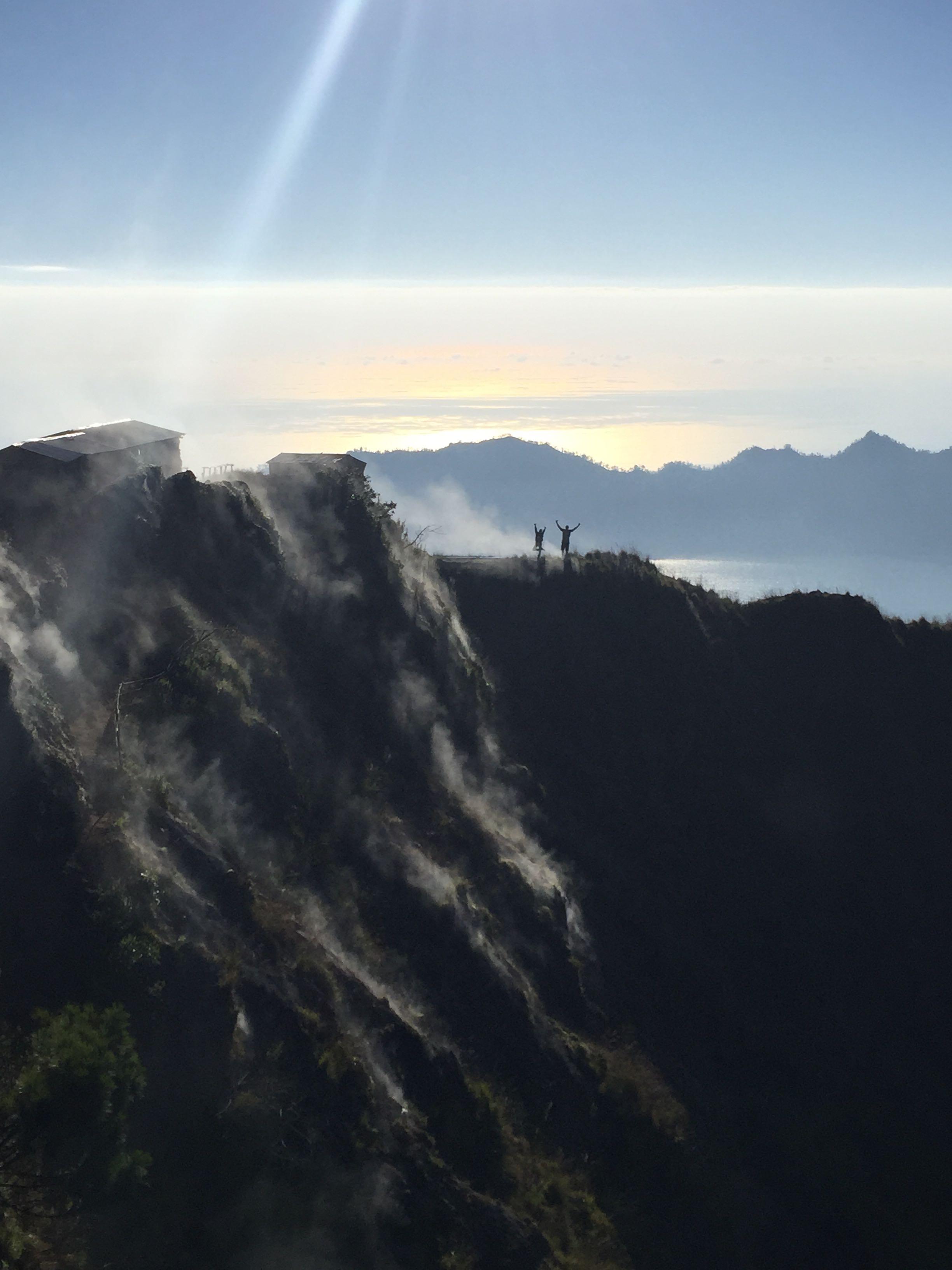 Hike a Volcano