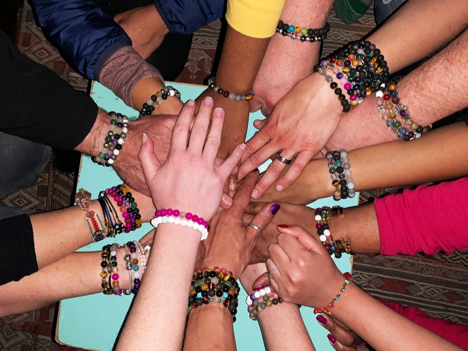 Bracelet Making -