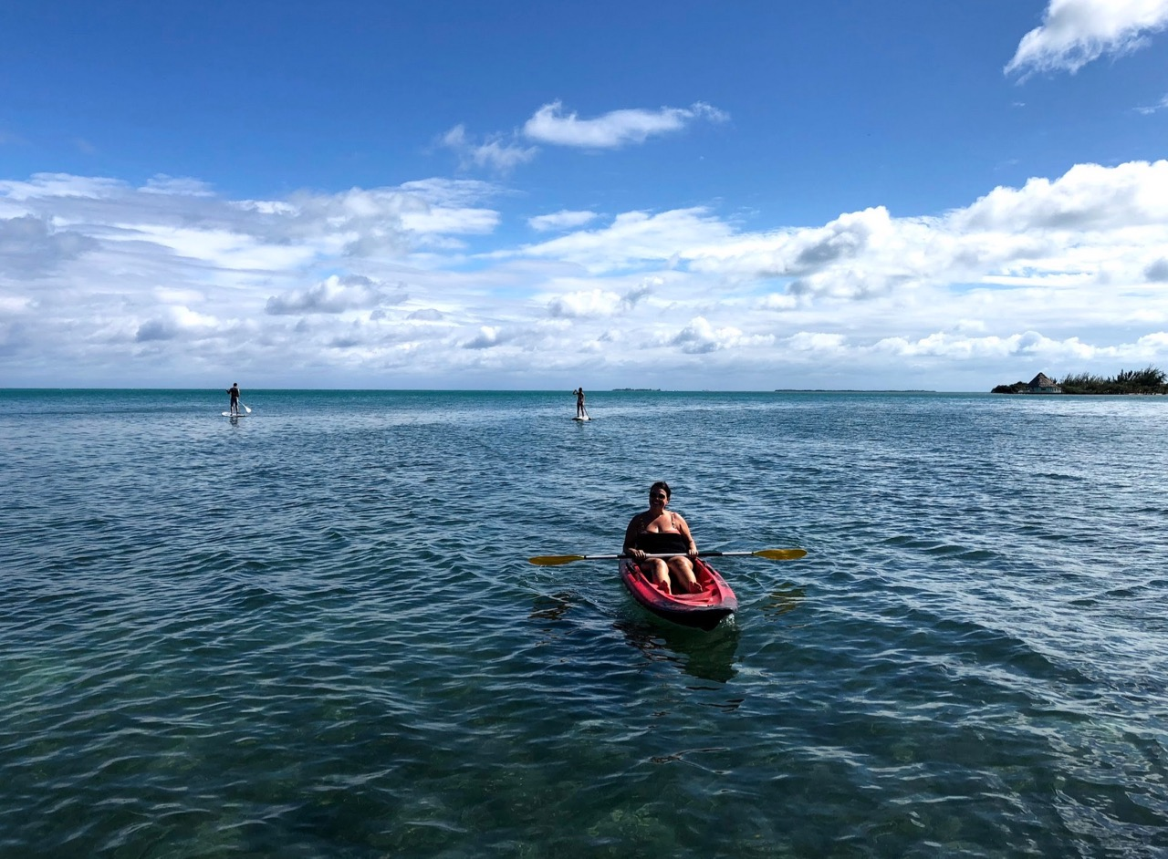Kayak & Paddle Board Around the Island!