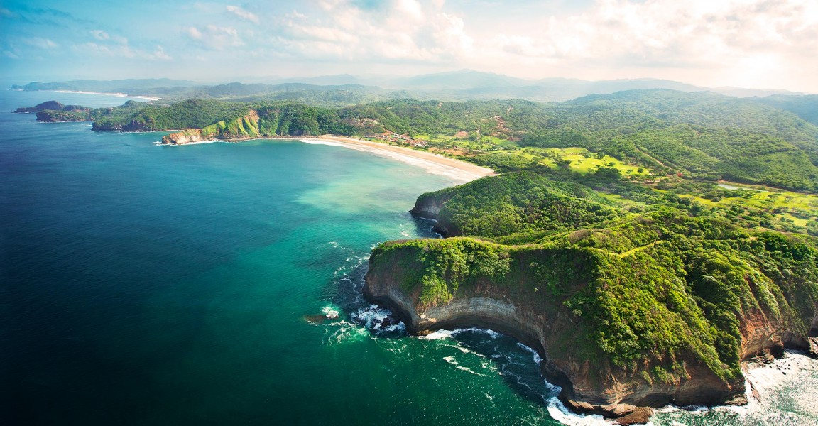 Playa Maderas,Nicaragua -