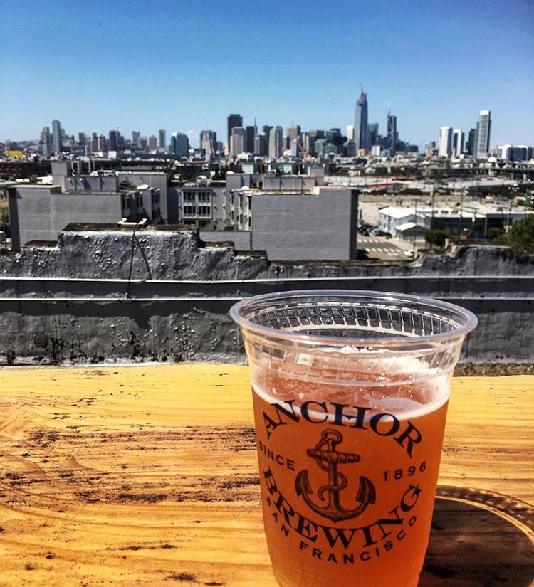 Every Visitor Should Try Anchor Steam Beer -