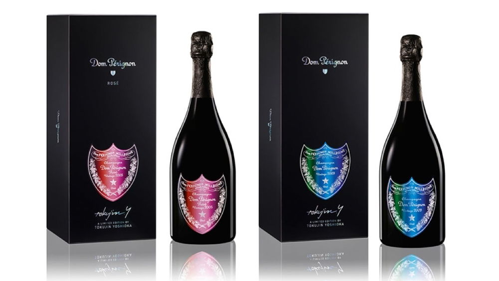Pop these elegant Champagnes -