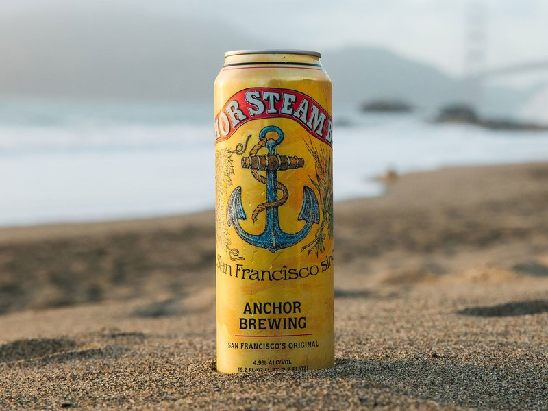 America's First Craft Beer is Now Available in Cans -