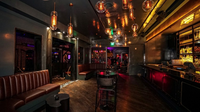 Within: The Abbey's New Cocktail Lounge -