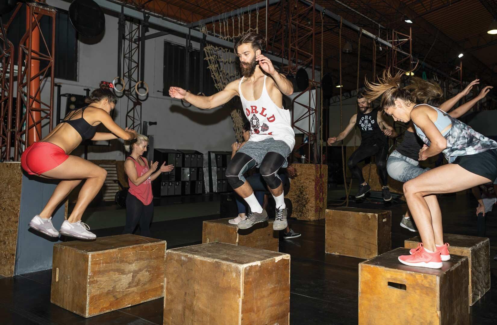 #FitnessTruth in the OC -