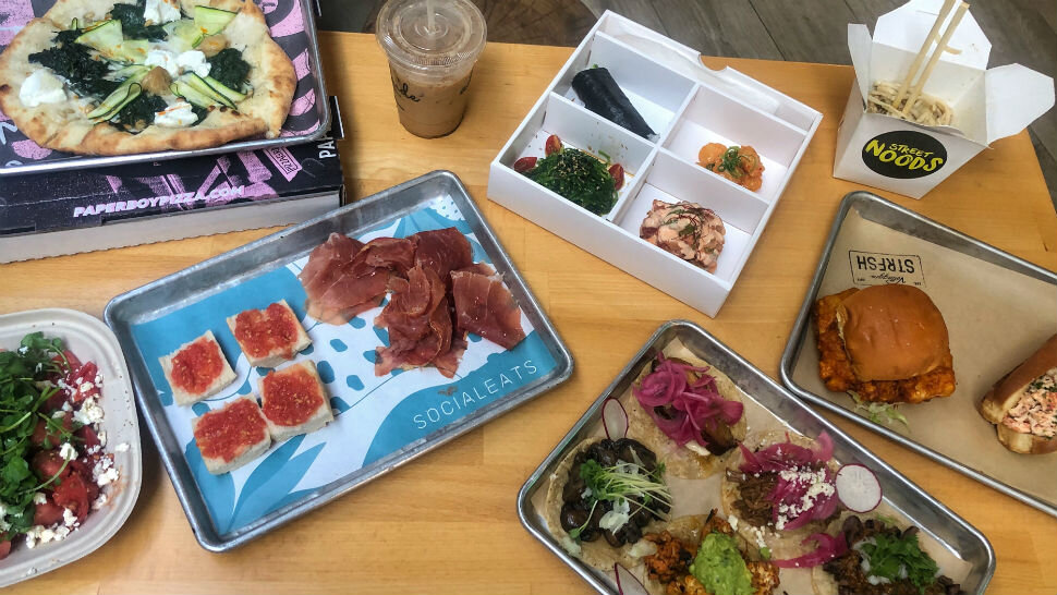The best new food hall in SoCal -