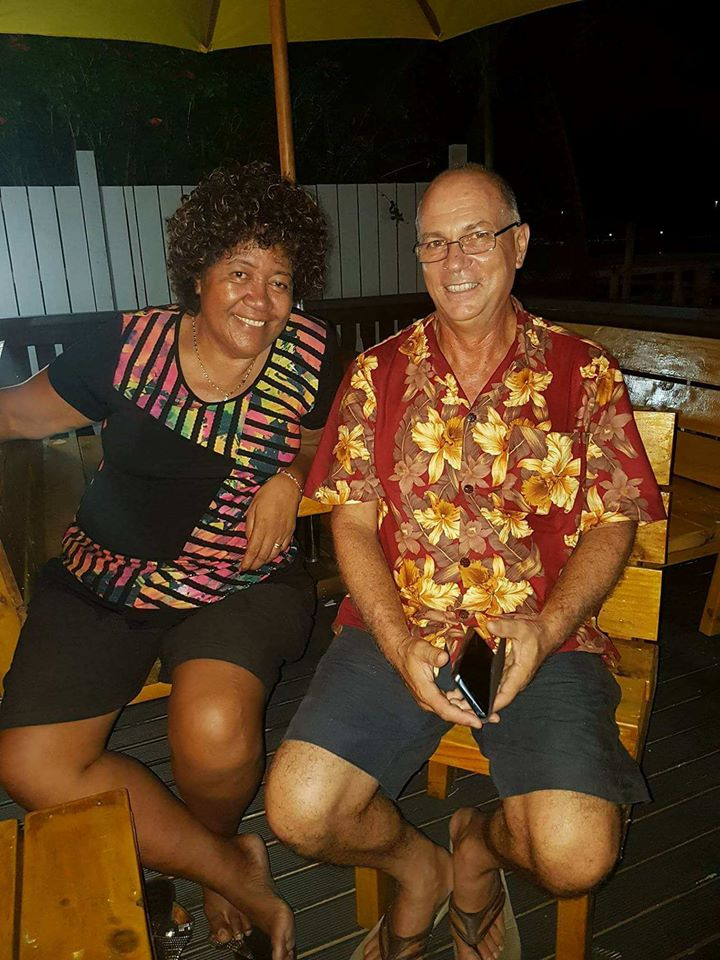 Losa and William Norrito- owners of Taumeasina Restaurant