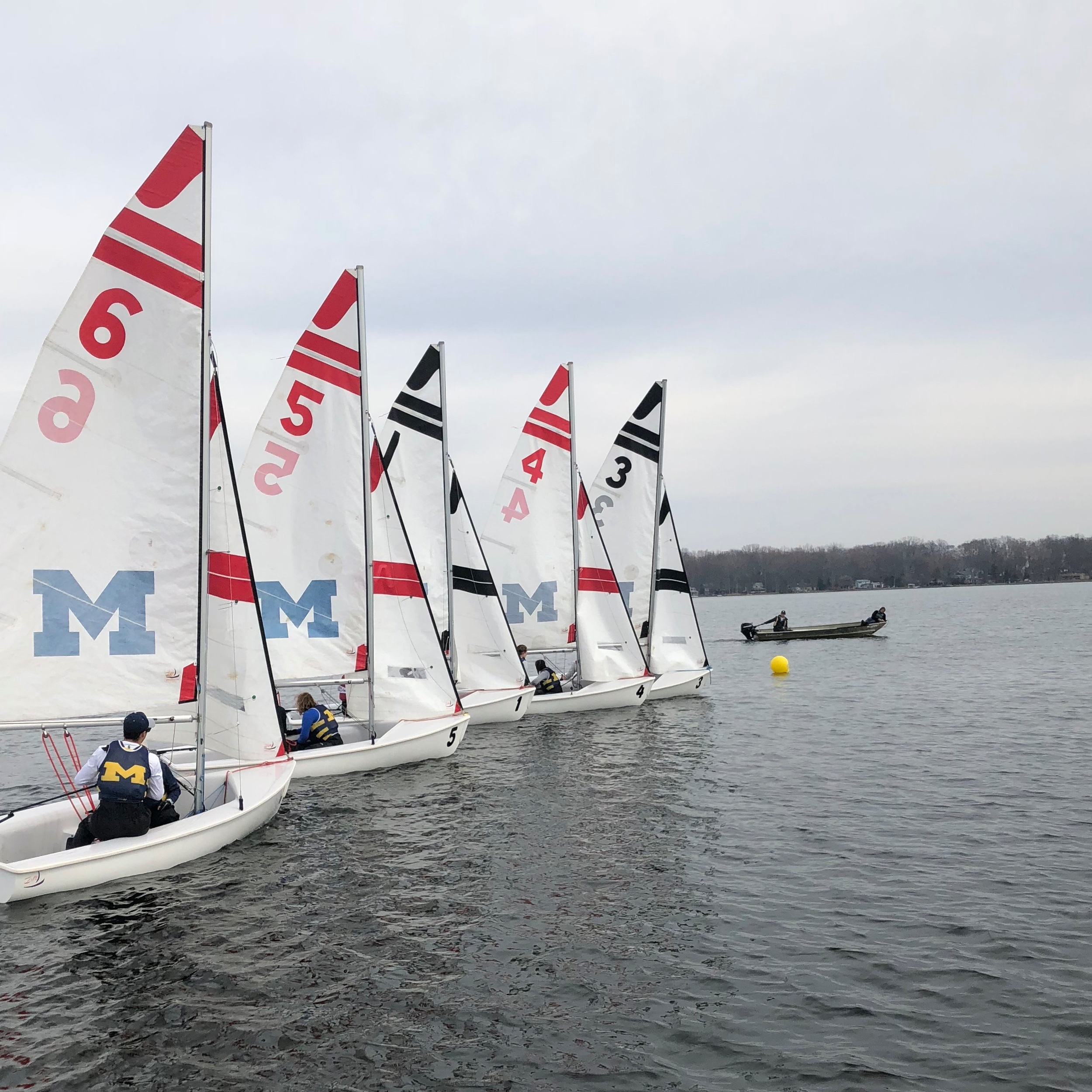 Michigan Wins Big Ten Team Race — University of Michigan