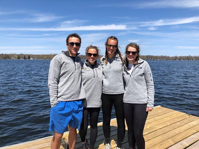 Michigan wins MCSA Coed Championship and qualifies for Nationals!! #umichsailing #mgosail