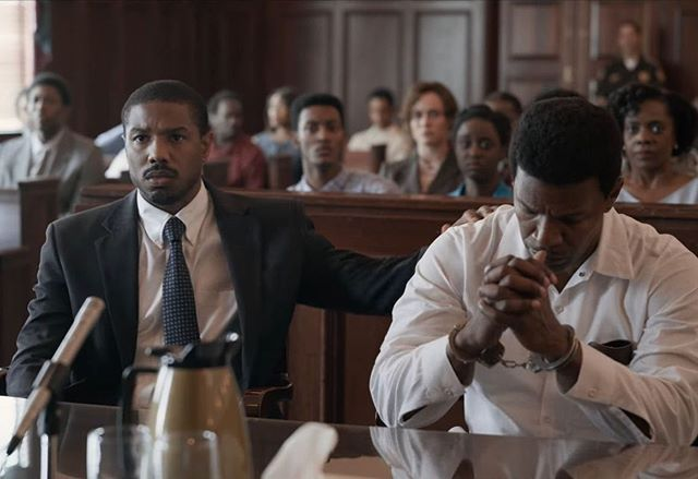 JUST MERCY will be the closing night film of #AFF26. Destin Daniel Cretton's newest drama tells the true story of Walter McMillian and the lawyer who fought against his wrongful conviction.