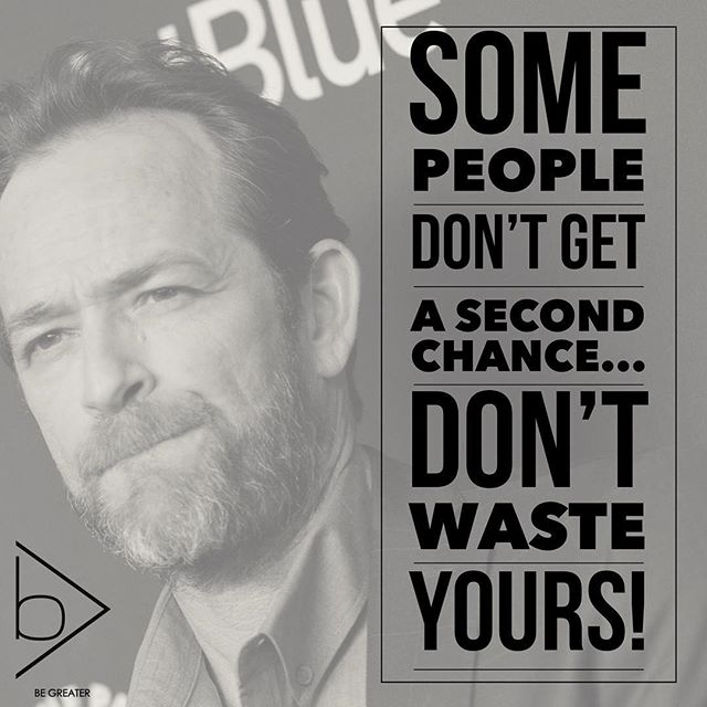 The passing of Luke Perry reminds me how extremely lucky I am to survive such a deadly situation.  I feel such a deep connection to those that suffer a #Stroke.  I realize I have a profound duty in spreading my message to help people realize to not wait to enjoy Life NOW. Because it can be so short.  Let's not waste it. Do what you've always wanted to do, don't just talk about it.  Yes, life is unpredictable. Realize how blessed you are to live this life and stop waiting to create your BEST life.  We are all lucky to have one. ❤️