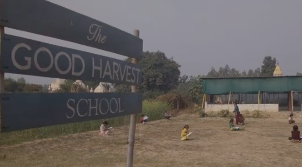 Agriculture based primary school for girls