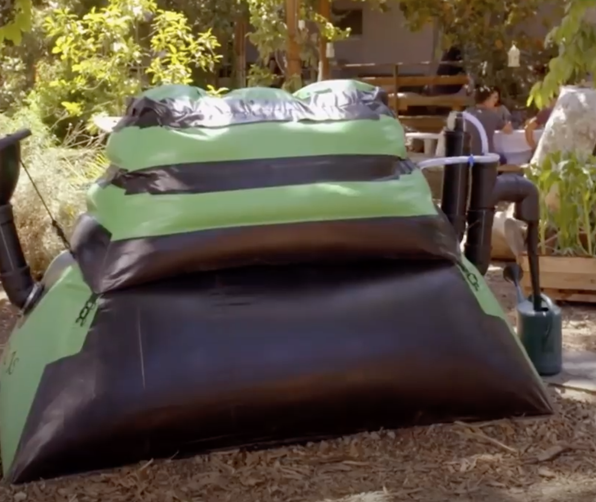 Homebiogas - backyard appliance that turns waste into cooking gas