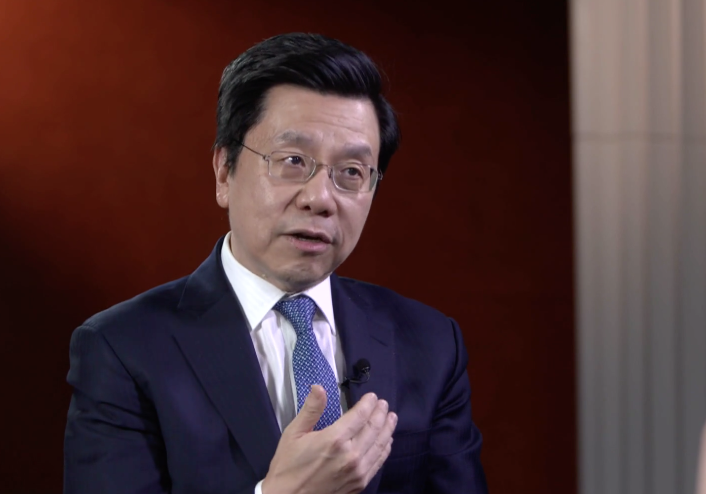 Conversation with china's ai superstar - dr lee kai-fu, founder & ceo, sinovation ventures
