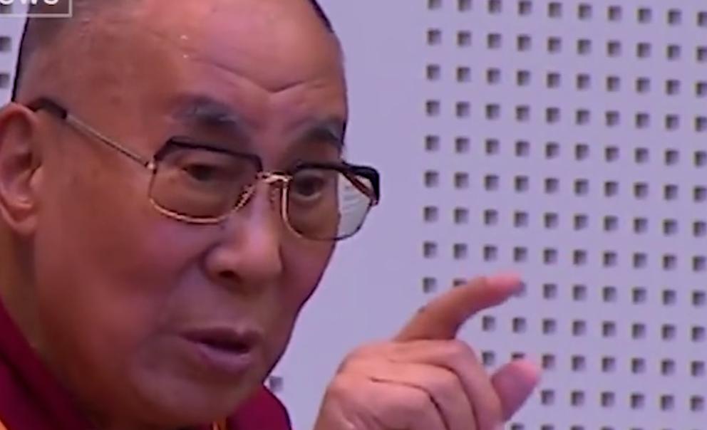 Dalai Lama shares his thoughts
