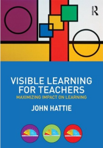Click on the picture to travel to Visible Learning website