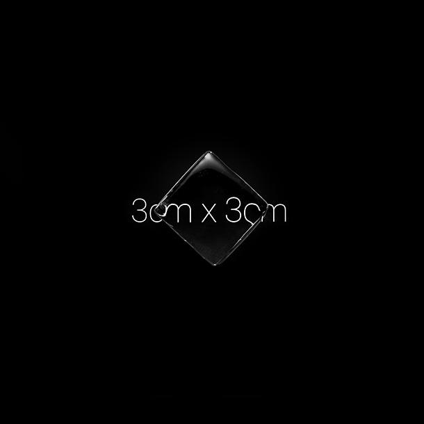 3cm x 3cm dICE - Cube