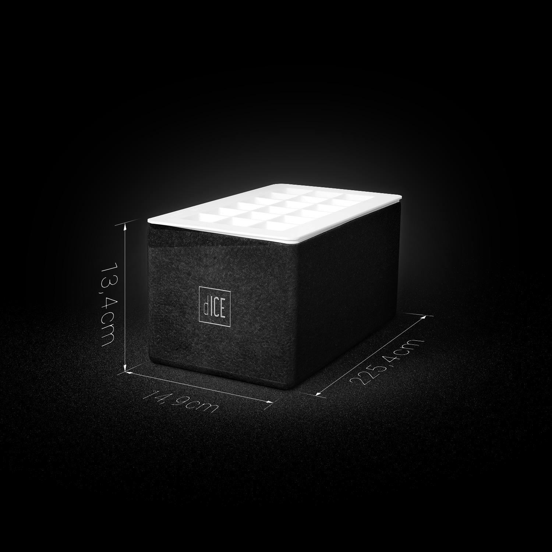 Copy of Copy of dICE Box - Vermaßung