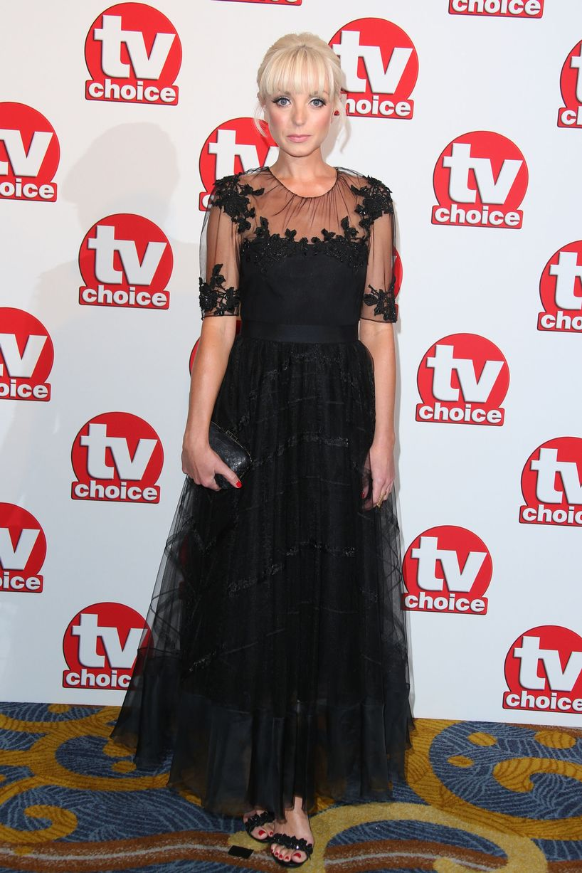 Helen George TV choice awards .jpg