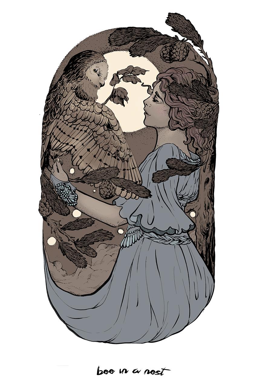 Le donne che hanno cambiato il mondo non hanno avuto bisogno di mostrare nulla se non la loro intelligenza - cit.Rita Levi MontalciniMinerva, la dea della saggezza, della strategia e della giustizia. Protettrice delle arti e della bellezza. Una figura forte della mitologia Romana che non perde mai il suo fascino da donna perché essere indipendenti e forti non vuol dire trasformarsi in un uomo ma come Minerva è l'esaltazione di tutte le reali capacità femminili che si nascondono in ognuna di noi.