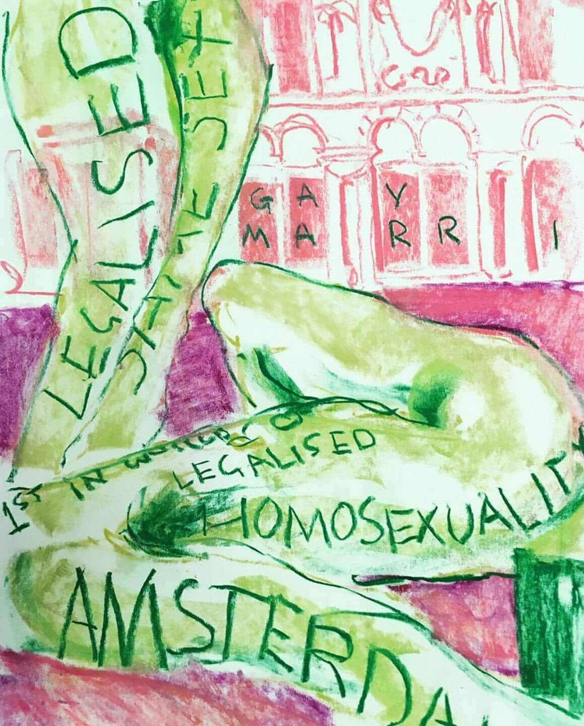 Queer and The City