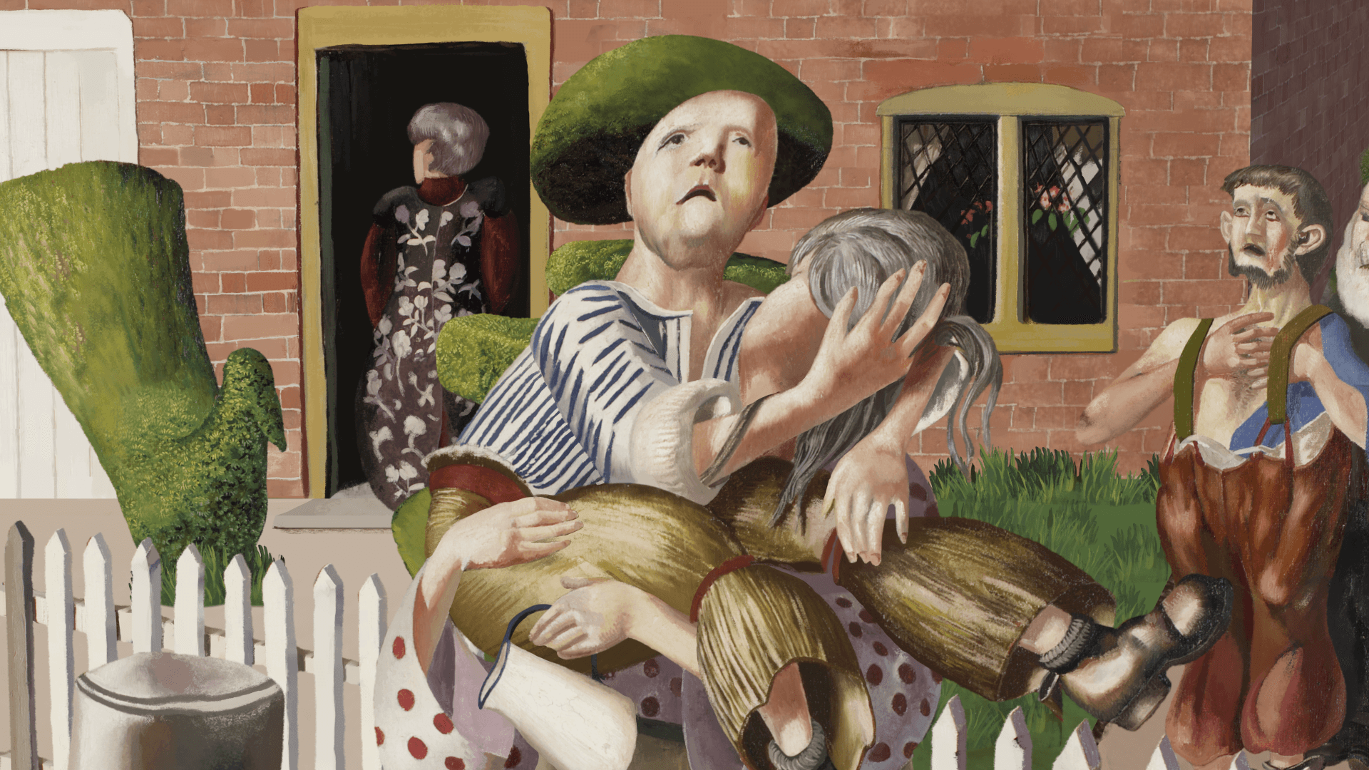 Stanley Spencer: Of Angels and Dirt