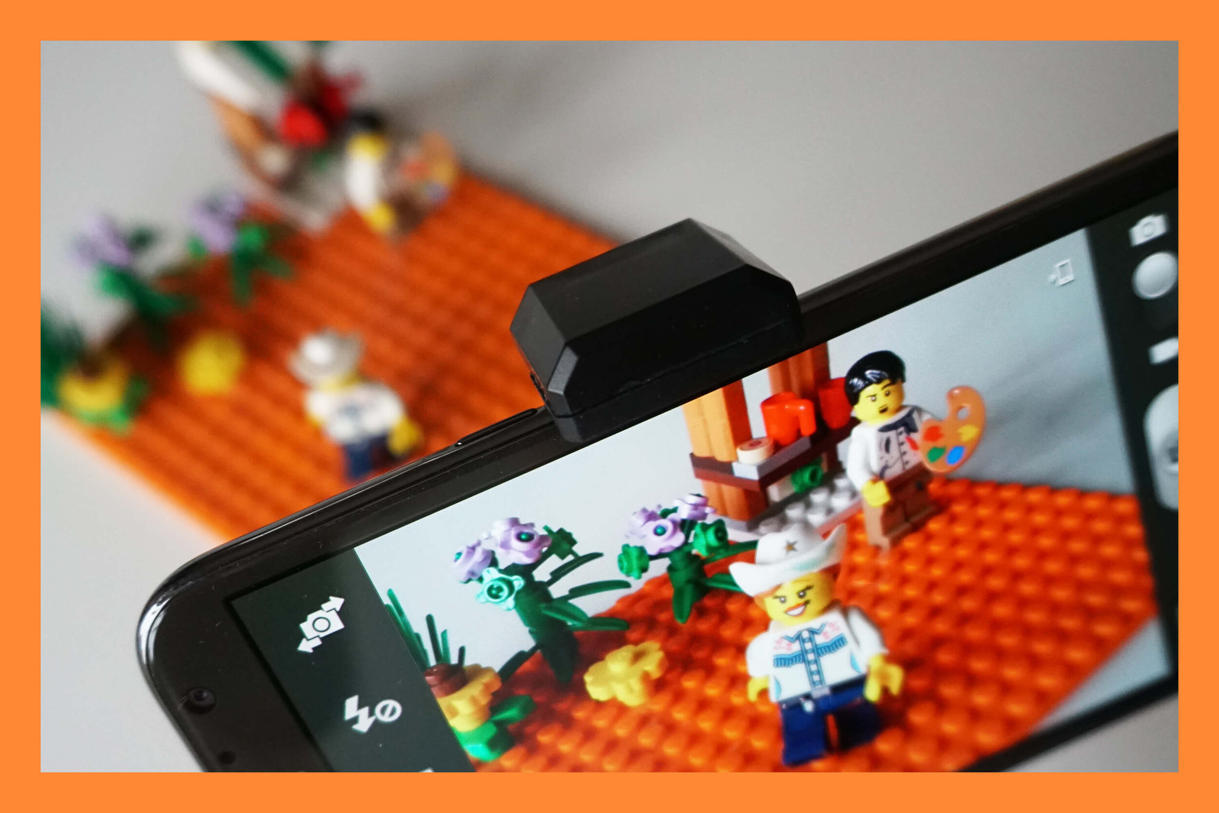 Lego Stop Motion - 4-day animation workshop for 9-15 years