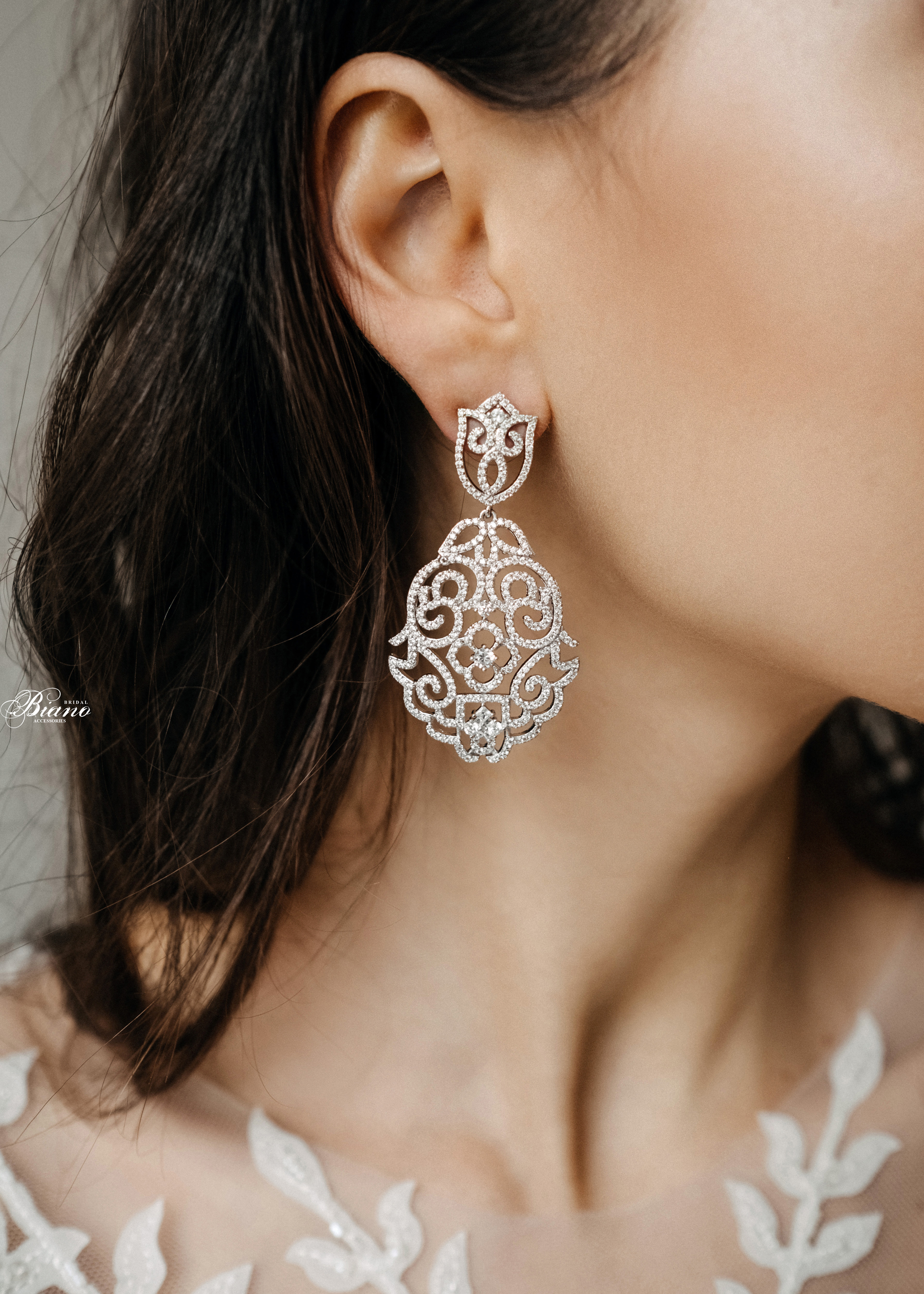 Find your perfect Prom Earrings - Handmade in SwitzerlandUnique DesignPossibility to Rush OrdersFree Shipping WorldwideCustomisable OrdersFast response on your questions