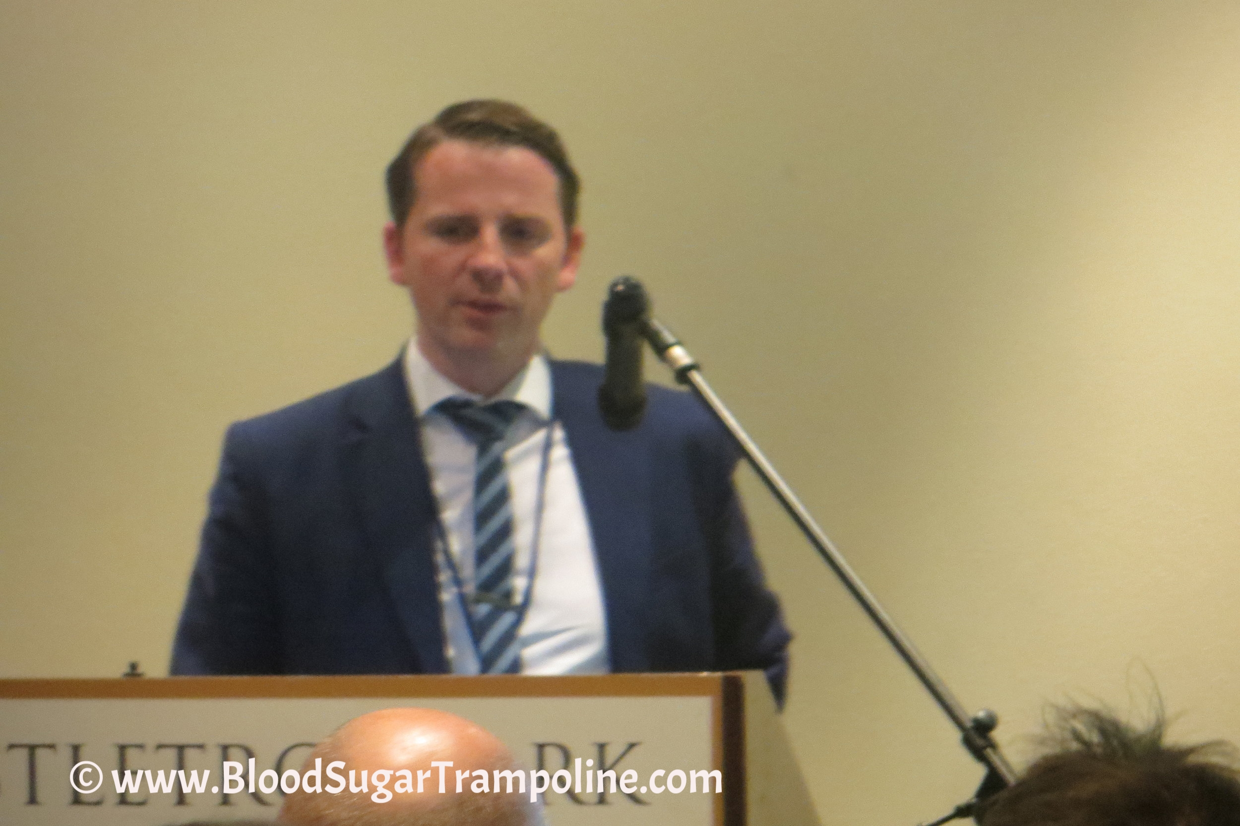 Dr Eoin Noctor, Consultant Endocrinologist, UL Hospital Group