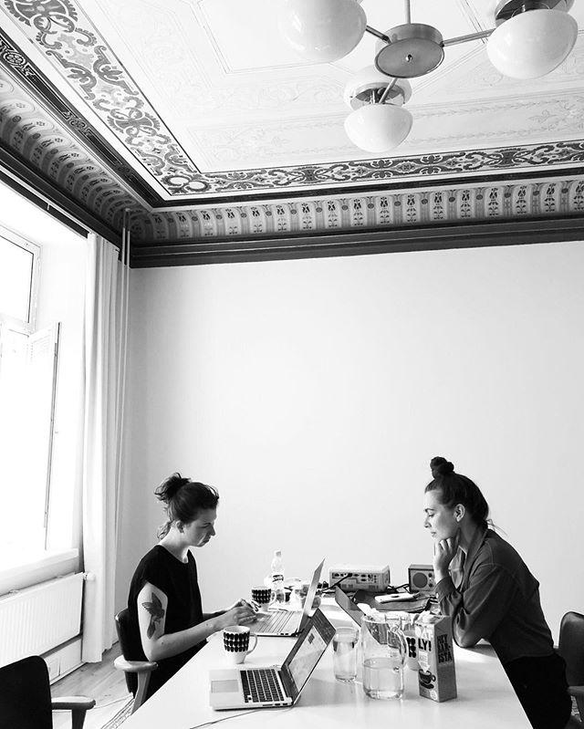 Creative agency essentials: iKaffe ☕️ #brinnacreative