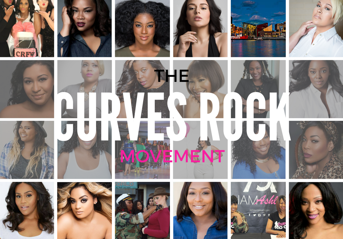 Our Mission - The mission of Curves Rock is to the change the world's ideals of beauty standards by Empowering women and young girls to Inspire to Aspire, Advocate for Self-Love and Create a new standard for Positive Body Images. Learn More
