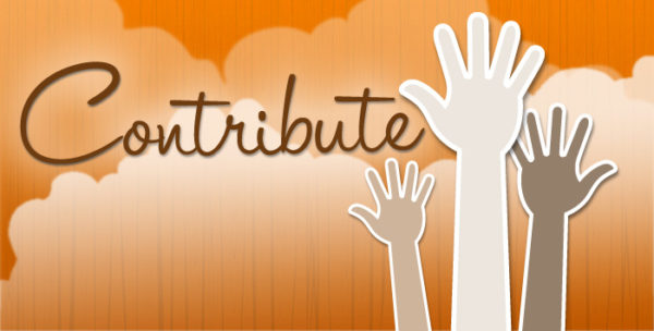 Contribute in kind online